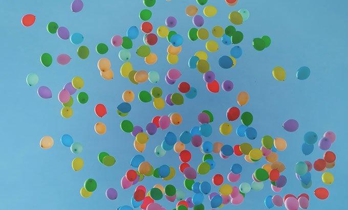 Nya ballonger i skyn